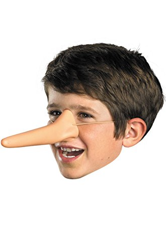 [Mememall Fashion Storybook Pinocchio Nose Accessory] (Pinocchio Adult Costumes)