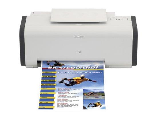 Canon i250 Color Bubble Jet Printer (Bubble Jet Printing Canon)