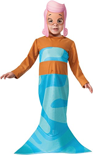 Rubies Bubble Guppies Molly Costume, Toddler
