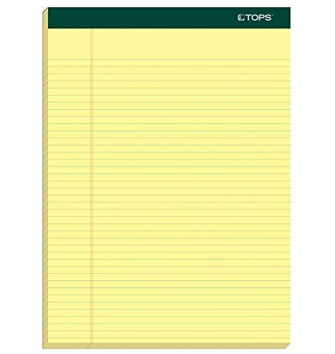Standard Gel Pad (Double Docket Writing Pads, 8-1/2