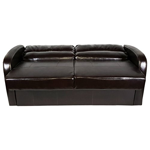 Recpro Charles 60 Quot Jack Knife Rv Sleeper Sofa W Arms