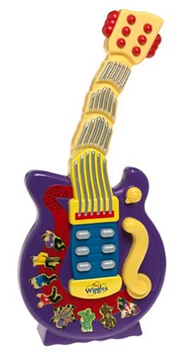 Shepher Wiggles Wiggling Dancing Guitar by Spin Master