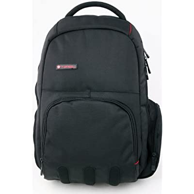"""TARGE P1X 17"""" Laptop Backpack (Black) Fits up to 17 inch Laptops"""