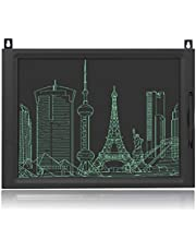 NOUDOO LCD Writing Tablet, 20 Inches Electronic Painting Board Notepad Drawing Boards eWriter Digital Graffiti Pad for Kids Adults School Office