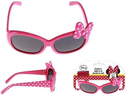 unisexe Minnie Mouse Lunettes de soleil de montagne taille unique rose alpinisme et trekking pour enfant rose