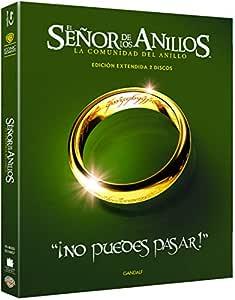El Señor De Los Anillos: La Comunidad Del Anillo (Edición Extendida) - Iconic Blu-Ray [Blu-ray]