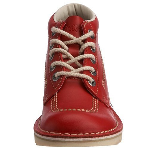 Kisses Kick Boot - Botas Rojo
