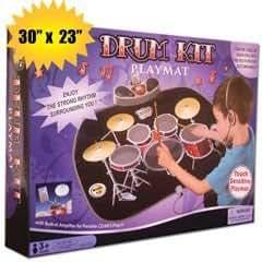 Drum Set Playmat