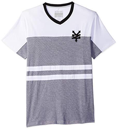 Zoo York Men's Short Sleeve Graphic Tee, White, X-Large