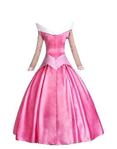 1stvi (Princess Aurora Adult Womens Costumes)