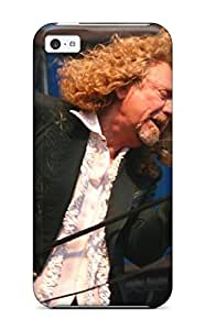 New Style New Robert Plant Protective Iphone 5c Classic Hardshell Case 5650973K32423793