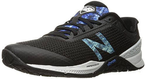 New Balance Womens WX40V1 Cross Trainers Black/Fin
