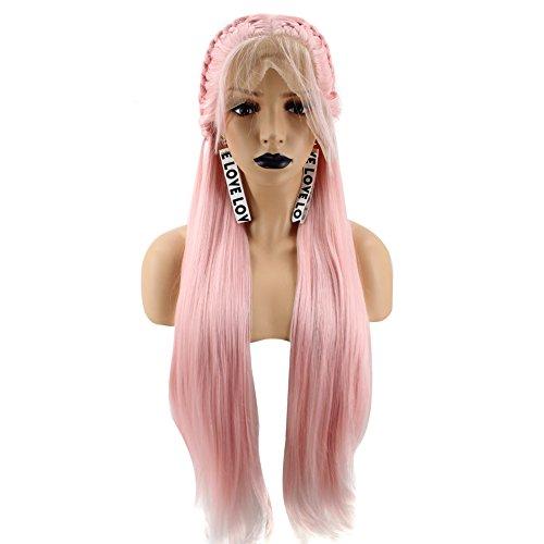 Anogol Hair Cap+Accessory+Women