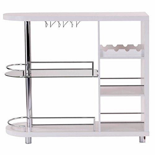 Daoheng Mini Bar Table White