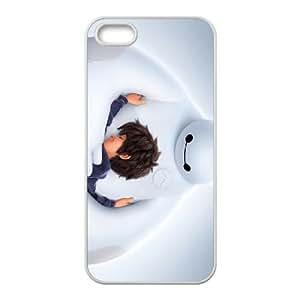 Big Hero 6 iPhone 4 4s Cell Phone Case White Vllsk