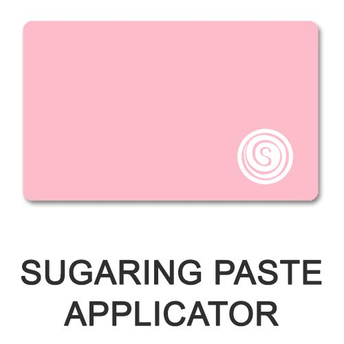Sugaring Paste Applicator by Sugaring NYC Organic Waxing Great for Bikini, Brazilian, Legs, Arms Sugaring