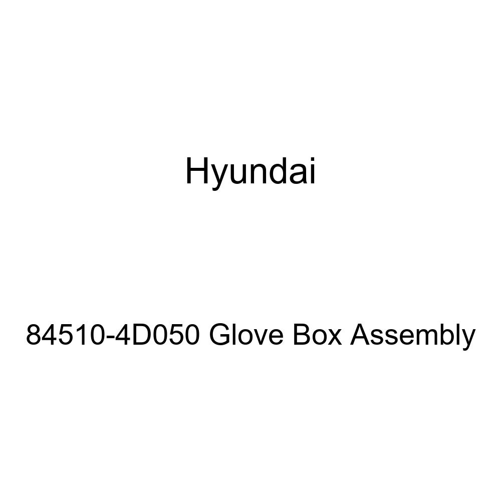 Genuine Hyundai 84510-4D050 Glove Box Assembly