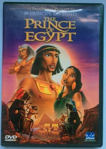 O Principe Do Egito Amazon Com Br Dvd E Blu Ray