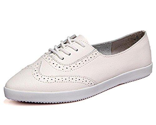 zapatos de primavera y otoño Sra zapatos casuales zapatos escogen los zapatos retro de los estudiantes , US6 / EU36 / UK4 / CN36