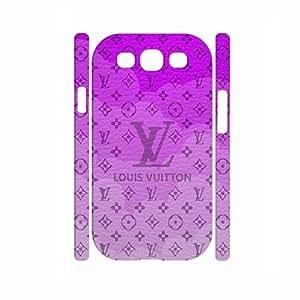 Samsung Galaxy S3 I9300 Carcasa Plastic Case-Hard Louis Classic Vuittons Brand Logo Print On Cover Skin Back