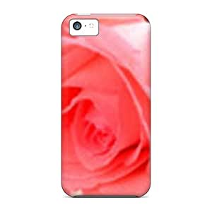 Anglams XhH3844kMFd Case For Iphone 5c With Nice Rose Appearance