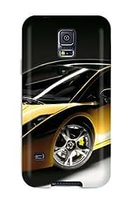 First-class Case Cover For Galaxy S5 Dual Protection Cover Lamborghini Gallardo Se 2005