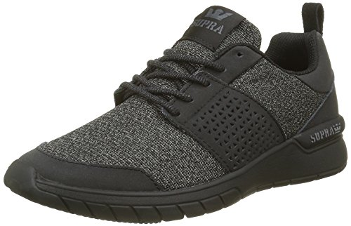Black Mesh Scissor Supra Shoes Woven '18 Women's q7WxgSpwI4