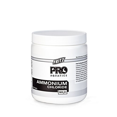 Fritz Aquatics Pro Aquatics Ammonium Chloride Treats, 500gm (Cycle For Aquarium)