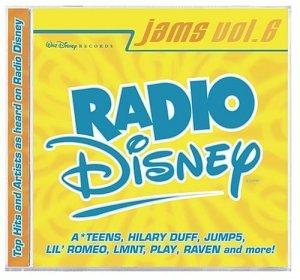 Radio Disney Jams 6