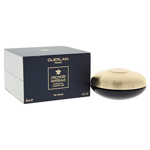 Guerlain Orchidee Imperiale Exceptional Complete Care The Rich Cream for Unisex, 1.6 Ounce