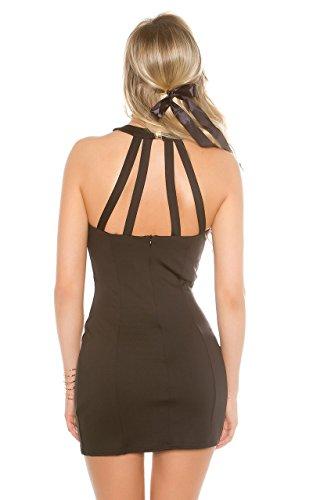 KouCla - Vestido - Estuche - para mujer negro