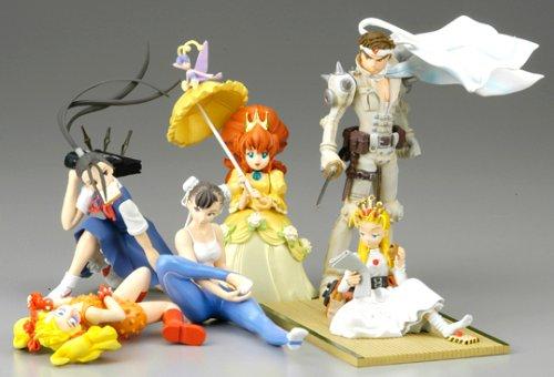 Kinu Nishimura Figure - Capcom Figure Collection Kinu Nishimura BOX