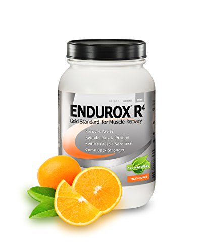 R4 Recovery - Pacific Health  Endurox R4, Tangy Orange, Net Wt. 4.56 lb., 28 serving