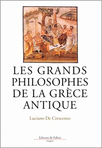 En ligne Les grands philosophes de la Grèce antique epub, pdf