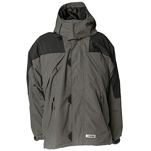 "Planam Jacke ""Winter Redwood"" Größe XXXL in zink / schwarz, mehrfarbig, 3142064"