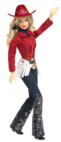 (Barbie Western Chic Doll Collector Edition (2001) Mattel Collector Edition )