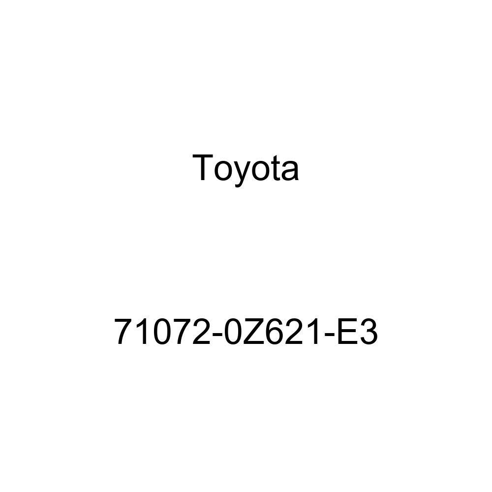 Toyota Genuine 71072-0Z621-E3 Seat Cushion Cover