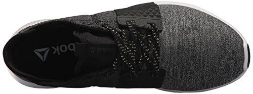 Sneaker Trilux Run Prnt Women PNT Reebok Black White x8PIHqfw