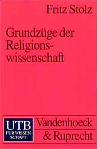 Grundzüge der Religionswissenschaft (Englisch) Taschenbuch – 30. Oktober 2001 Fritz Stolz UTB Stuttgart 3825219801