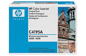 HP C4195A Toner for HP Color LaserJet 4500, HP Color LaserJet 4500DN, HP Color LaserJet 4500N, HP Color LaserJet 4550, HP Color LaserJet 4550DN, HP Color LaserJet 4550HDN, HP Color LaserJet 4550N, Office Central