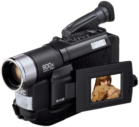 Jvc Grsxm240u Super Vhs C Camcorder With 2 5 Lcd Discontinued By Manufacturer Amazon Ca Camera Photo