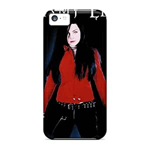 Iphone 5c AYS9925HkhV Provide Private Custom Vivid Evanescence Band Series Excellent Hard Phone Case -EricHowe
