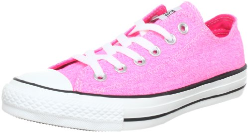 Neon Rose unisex Converse Wash Ct adulto Rose Ox Sneaker Fash agUOwF