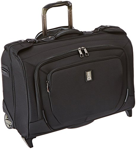Travelpro Crew 10 Carry-On Rolling Garment Bag (22 Inch), Black, One Size by Travelpro