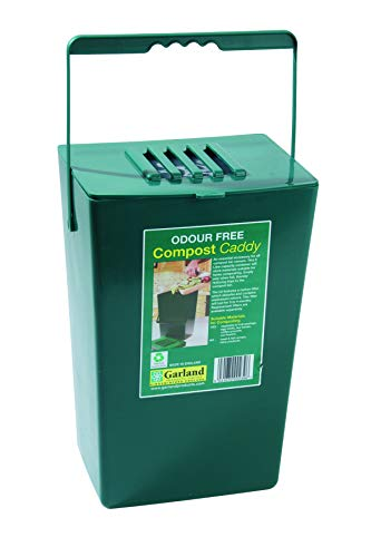 Odor Free Compost Bucket - Tierra Garden GP98 Odor Free Compost Caddy