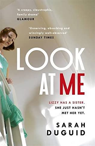 book cover of Look At Me