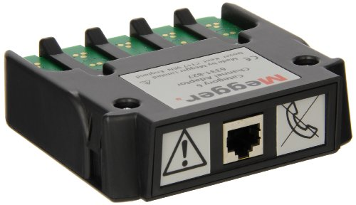 Megger 6121-608 Cat VI Channel Adapter for Use With Struc...