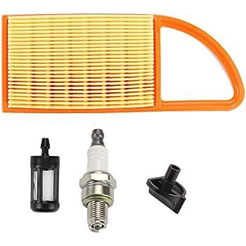 Amazon.com: fitbest Tune Up Kit para Stihl para carburador ...