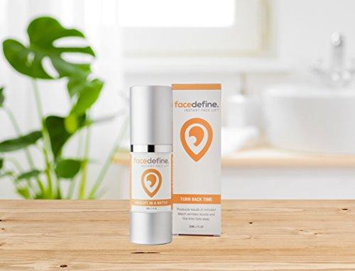 Face Define- Formerly FIB- Facelift in a bottle. NEW for dark skin and sensitive skin -
