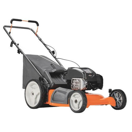 Husqvarna 7021P 961330030 3-In-1 Push Lawn Mower, High-Wheel, 160cc Engine, 21-In